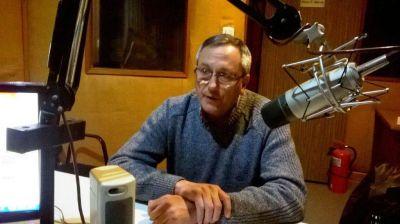 Gabriel Madariaga estimó que en la campaña Juntos por Dorrego gastará más de 300 mil pesos
