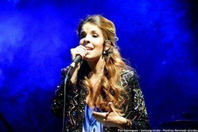 El domingo 14 de Julio en la Fiesta de la Miel actuará Florencia Domínguez