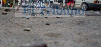 Un choque de barras de Juventud y Central Norte terminó en un gran caos en Castañares