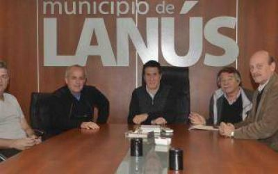 Crean la Escuela Municipal de Boxeo en Lanús