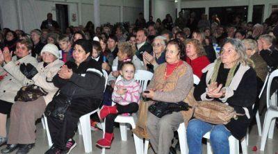 Speranza entregó 723 Tarjetas Argenta a vecinos jubilados