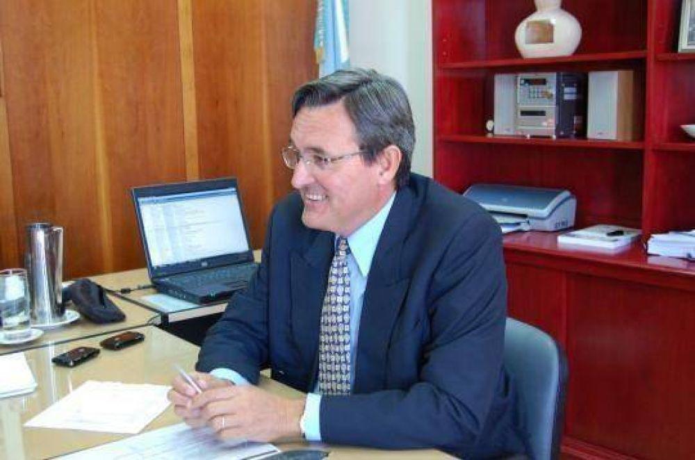 Río Negro: Mendioroz comprometió aporte para el traslado de equipamiento destinado al hospital de Bariloche desde los Estados Unidos