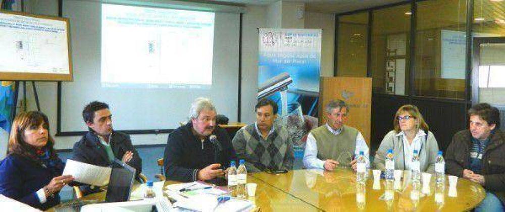 OSSE hará obra de agua y cloacas en predio del PROCREAR