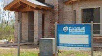 Plan Procrear: más de 170 mil viviendas están en marcha