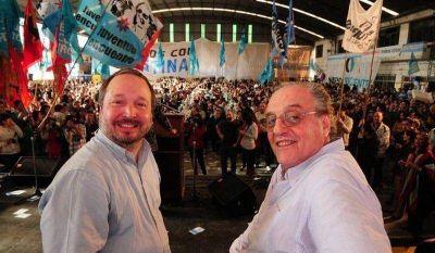 Sabbatella y Heller piden el sello Nuevo Encuentro