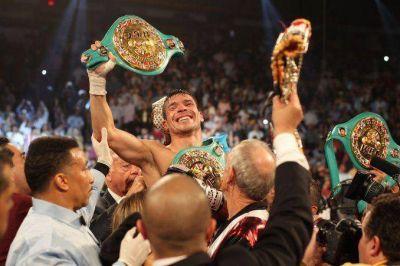 El campeón dice adiós: Maravilla Martínez anunció su retiro del boxeo