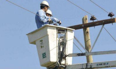 Por mantenimiento, hay cortes de luz en cinco barrios de la Capital