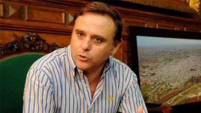 Erro lanzó su candidatura a senador por Gualeguay