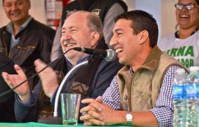 """Verna dice que Jorge """"castigó"""" a intendentes"""