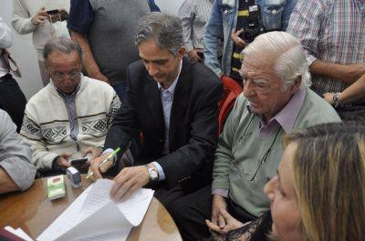 """El titular del GEN Entre Ríos dijo que """"hay vínculo jurídico"""" para pegar con la boleta presidencial de Stolbizer"""