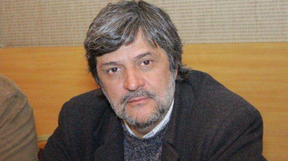 Indignación por el gremialista acusado de robar un maletín en un organismo internacional