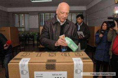 Bonfatti se impuso en la categor�a diputados con el 40% de los votos
