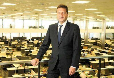 """Sergio Massa: """"Con Scioli gobernará La Cámpora"""""""