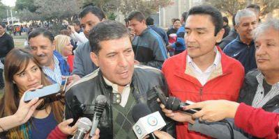 Casas participó del lanzamiento del Boleto Estudiantil Gratuito en Capital