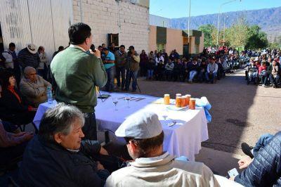 Invertir�n 8 millones de d�lares en San Blas de los Sauces