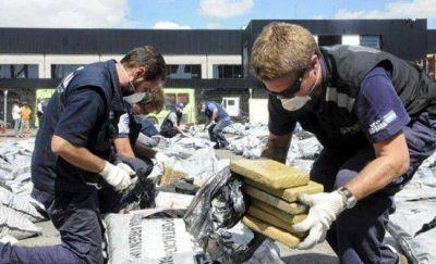 Carb�n blanco: la ruta del dinero narco