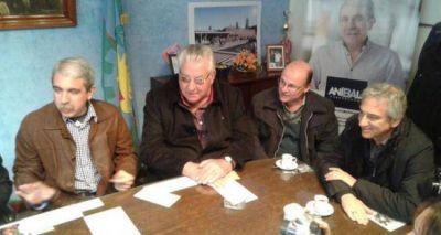 Elecciones 2015: Giovanettoni con Aníbal Fernández en Arrecifes