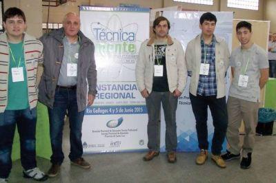"Siete escuelas de Chubut, seleccionadas para la instancia nacional de ""TécnicaMente"""