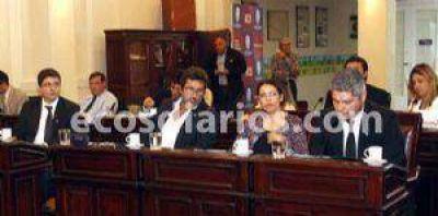 El escaso trabajo en el Concejo queda en evidencia en las sesiones
