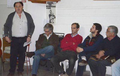El radicalismo de la séptima proclamó a Alejandro Armendáriz para encabezar la lista seccional