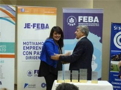 Se lanzó la VIII edición del Premio Joven Empresario Bonaerense en Bolívar