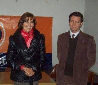"""Virginia Cornejo: """"Por nuestro frente saldría Bernardo Biella como diputado nacional"""