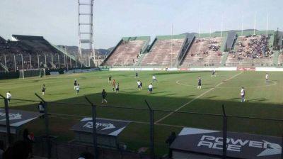 Juventud dio vuelta el partido y le ganó 3-2 a San Lorenzo