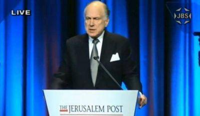 """CJM. Ronald Lauder criticó a las Naciones Unidas por sus """"continuos ataques contra Israel"""""""
