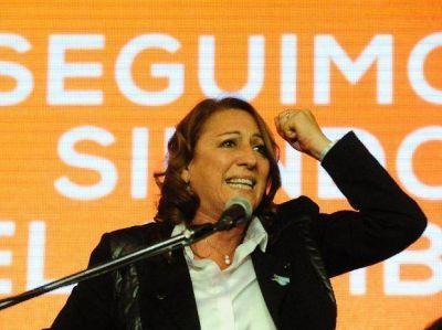 La intendenta Mónica Fein ya prepara cambios clave en su gabinete