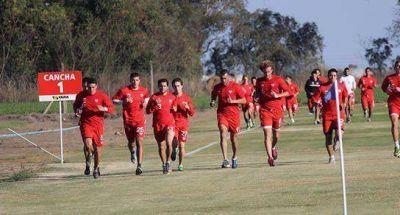 Con 29 jugadores y sin Madelón, Unión puso primera