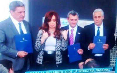 CFK anunció que habrá un 30% extra de Asignación Universal para los pampeanos