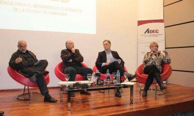 Adec: Accastello debatió sin Schiaretti ni Aguad