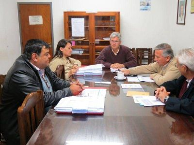 Se reunió la Junta Electoral del FpV