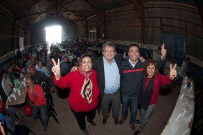Hugo Vera: �Estamos convencidos de que el 5 de Julio tiene que ganar el peronismo�