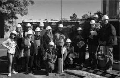 Estudiantes de gestión de políticas públicas de toda la provincia se capacitaron en Samsa