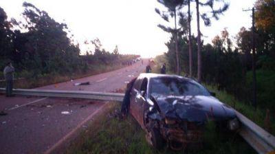 Un motociclista murió en un siniestro vial en General Alvear