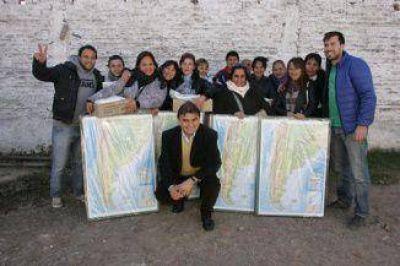 Nación entregó herramientas a cooperativistas en Quilmes