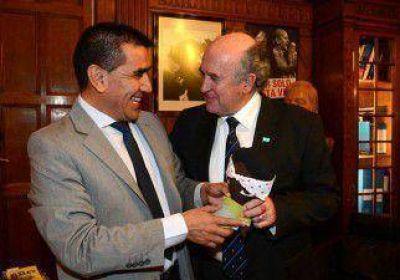 Rioseco y Parrilli serían candidatos del FpV al Parlasur