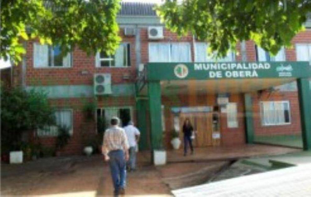 Oberá: gremios acordaron con el municipio un 18% de aumento salarial