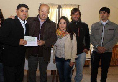 Instituciones de Vivoratá recibieron importantes subsidios
