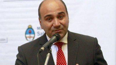 Obras Sanitarias apoyó la candidatura de Manzur - Jaldo para las elecciones