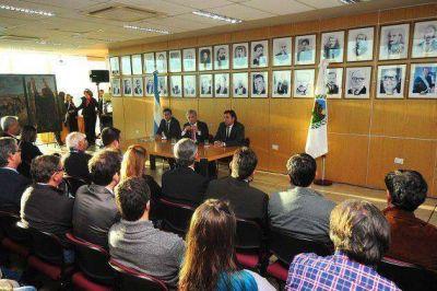 """Poggi: """"El modelo San Luis no promueve el subsidio sino el trabajo y la inversión"""""""