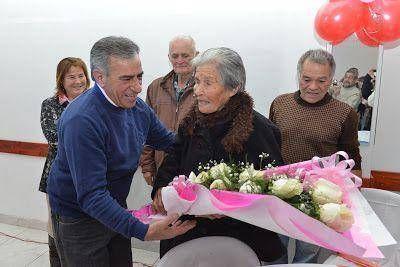 100 años de vida para una abuela de Malvinas Argentinas