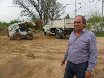 """Concejal Juan Ferrari: """"Mantener la ciudad limpia y ordenada es responsabilidad de todos"""""""