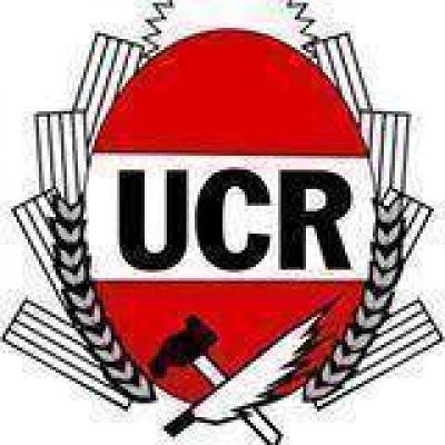 La UCR local presentará este miércoles la lista completa