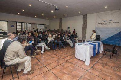 El Intendente encabezó la presentación oficial del Foro de la Seguridad