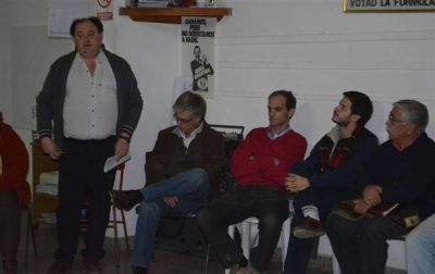 El radicalismo de la Séptima proclamó a Alejandro Armendariz para encabezar la lista seccional