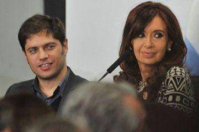 Cachetazo de CFK a la oposición: AUH, por ley