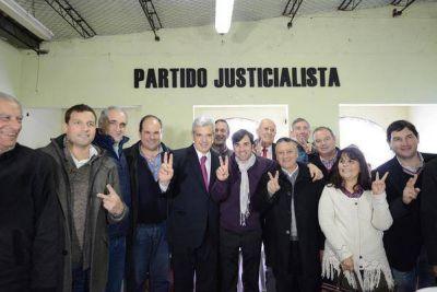 Jornada cargada de contenido político en Castelli