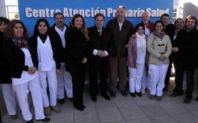 Inauguraron Centro de Atención Primaria de la Salud en Moreno